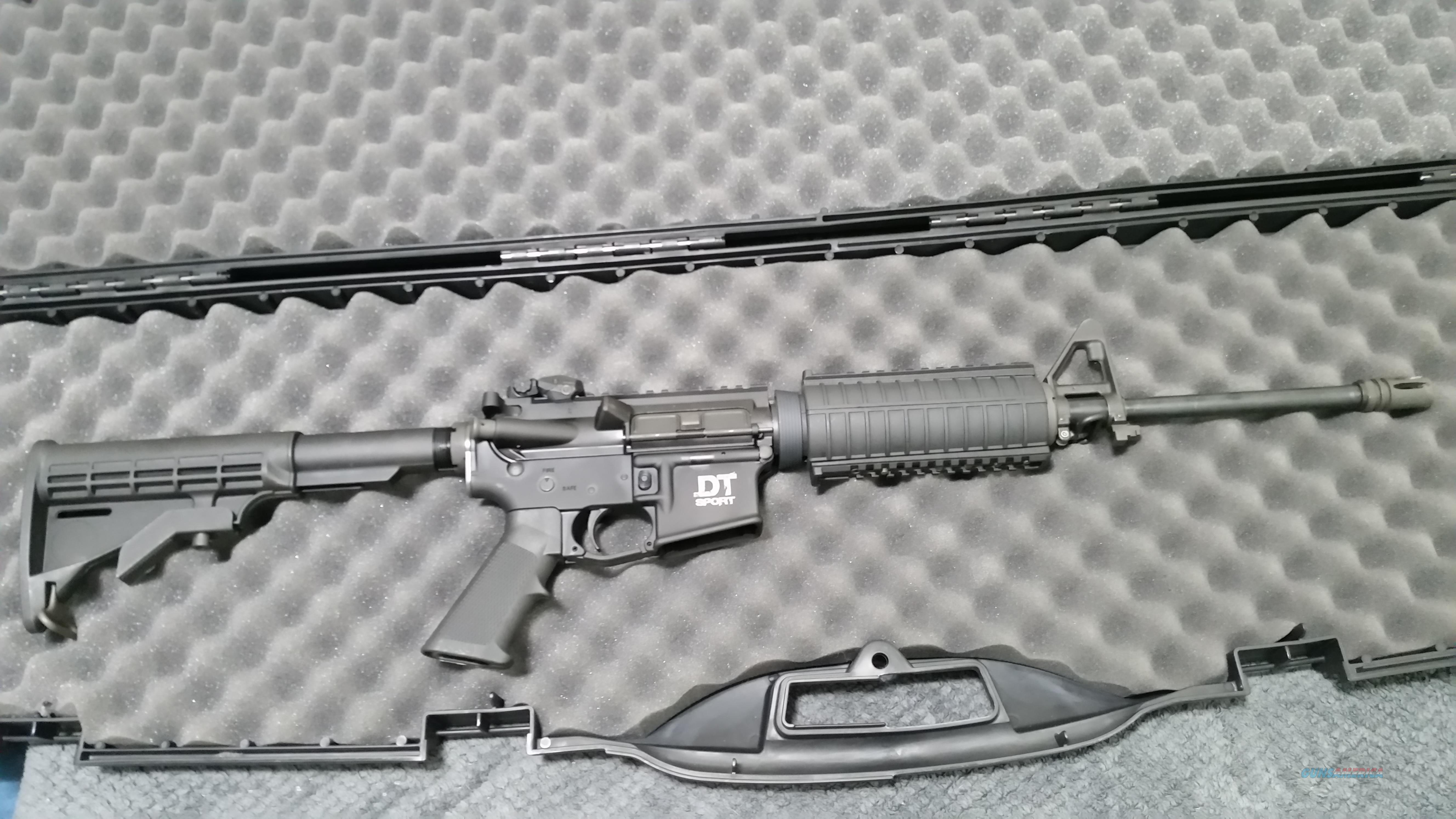 Del-Ton Sport AR-15  Guns > Rifles > AR-15 Rifles - Small Manufacturers > Complete Rifle