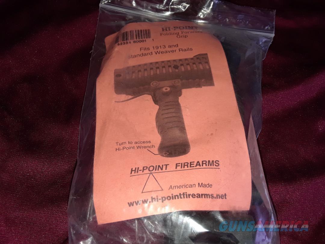 Hi-Point Forend Grip  Non-Guns > Gun Parts > Rifle/Accuracy/Sniper