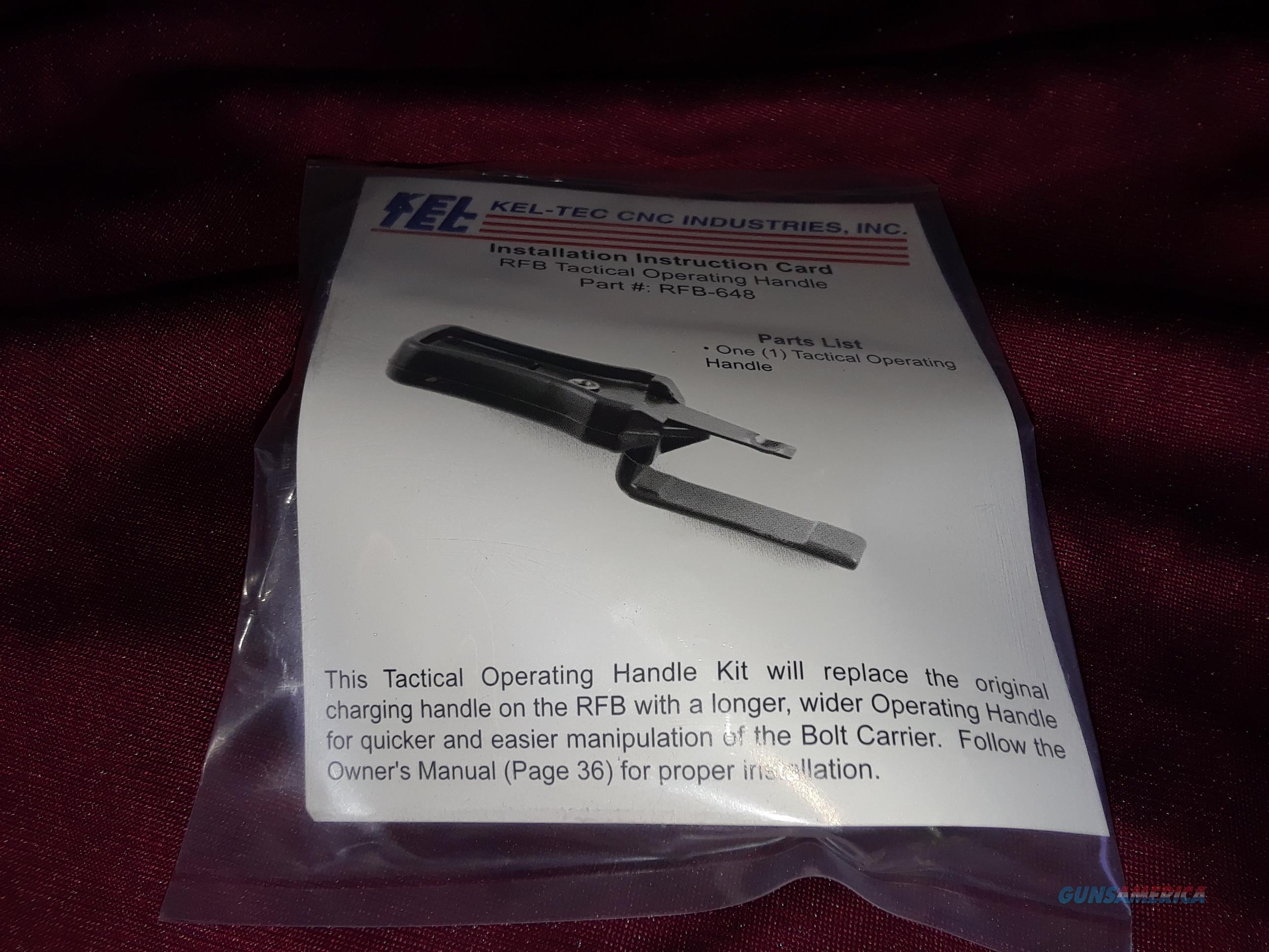 Keltec RFB Operating Tactical Handle  Non-Guns > Gun Parts > Rifle/Accuracy/Sniper