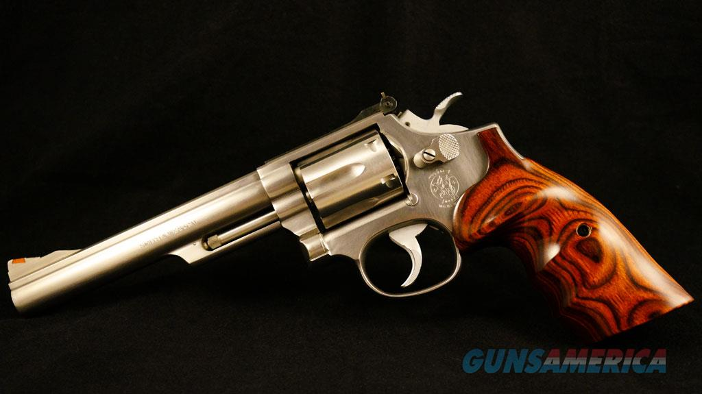 "Smith & Wesson S&W Model 66 -3 .357 MAGNUM 6"" - ""The Twelve Revolvers - CRITICAL MOMENT""  Guns > Pistols > Smith & Wesson Revolvers > Med. Frame ( K/L )"