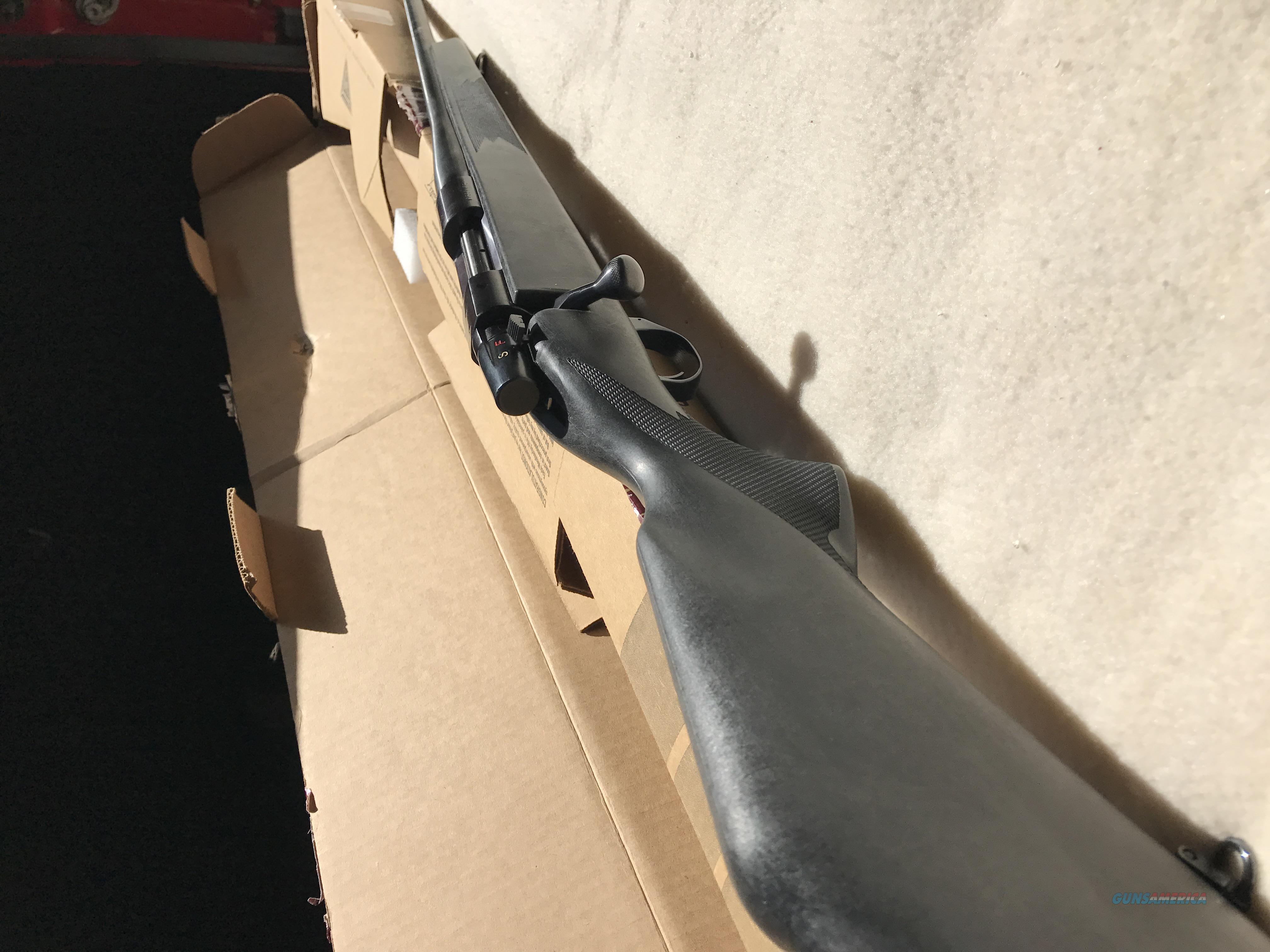 Weatherby Vangaurd 243 Win Black Synthetic Stock  Guns > Rifles > Weatherby Rifles > Sporting