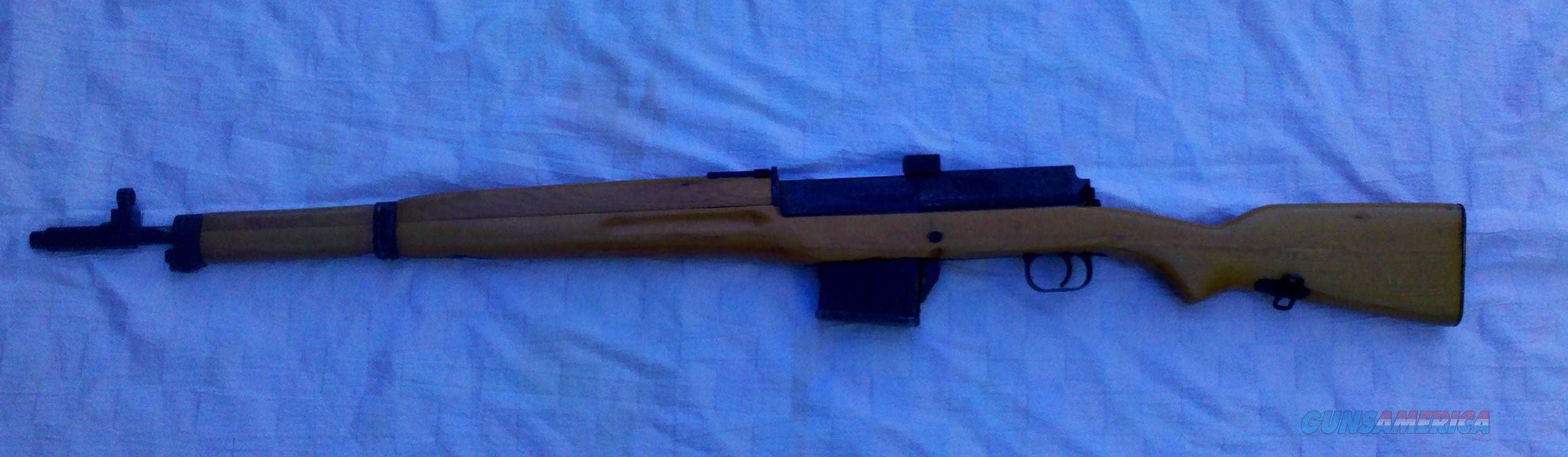 Egyptian Hakim Semi-Auto Rifle 8mm  Guns > Rifles > Surplus Rifles & Copies
