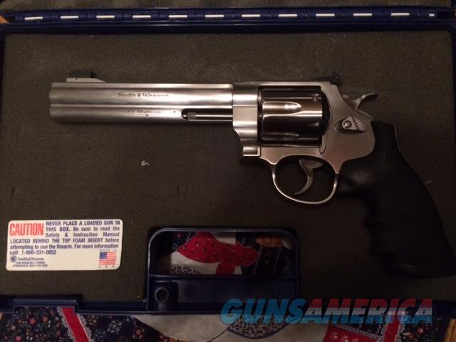 ".44 Mag Smith and Wesson 629 Classic 6.5"" Stainless (ported)  Guns > Pistols > Smith & Wesson Revolvers > Model 629"