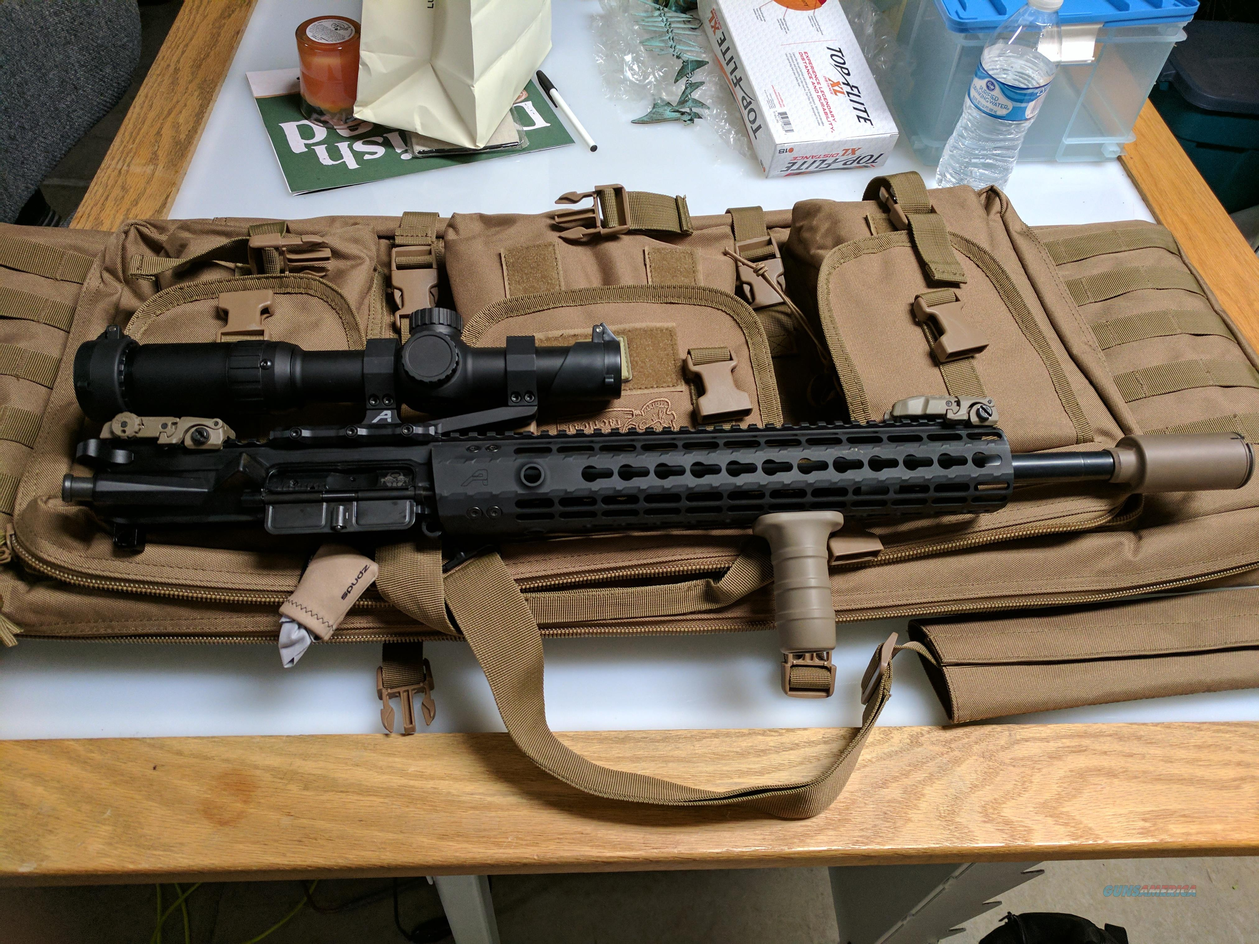 Aero Precision/ Ballistic advantage upper NO BCG or charging handle  Guns > Rifles > AR-15 Rifles - Small Manufacturers > Complete Rifle