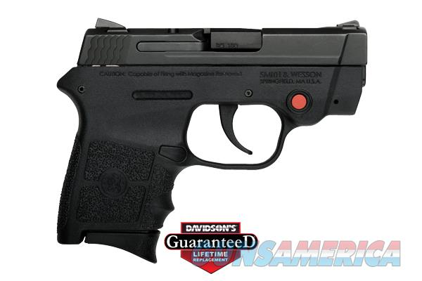 S&W M&P BODYGUARD 380 Crimson Trace Red 10048 $327.41 OTD  Guns > Pistols > Smith & Wesson Pistols - Autos > Polymer Frame