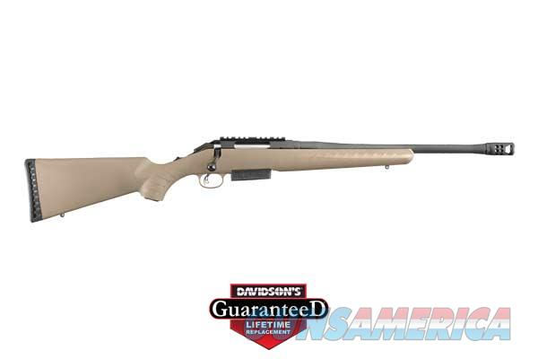 450 Bushmaster Ruger American Rifle Ranch 16950 $417.29 OTD  Guns > Rifles > Ruger Rifles > American Rifle