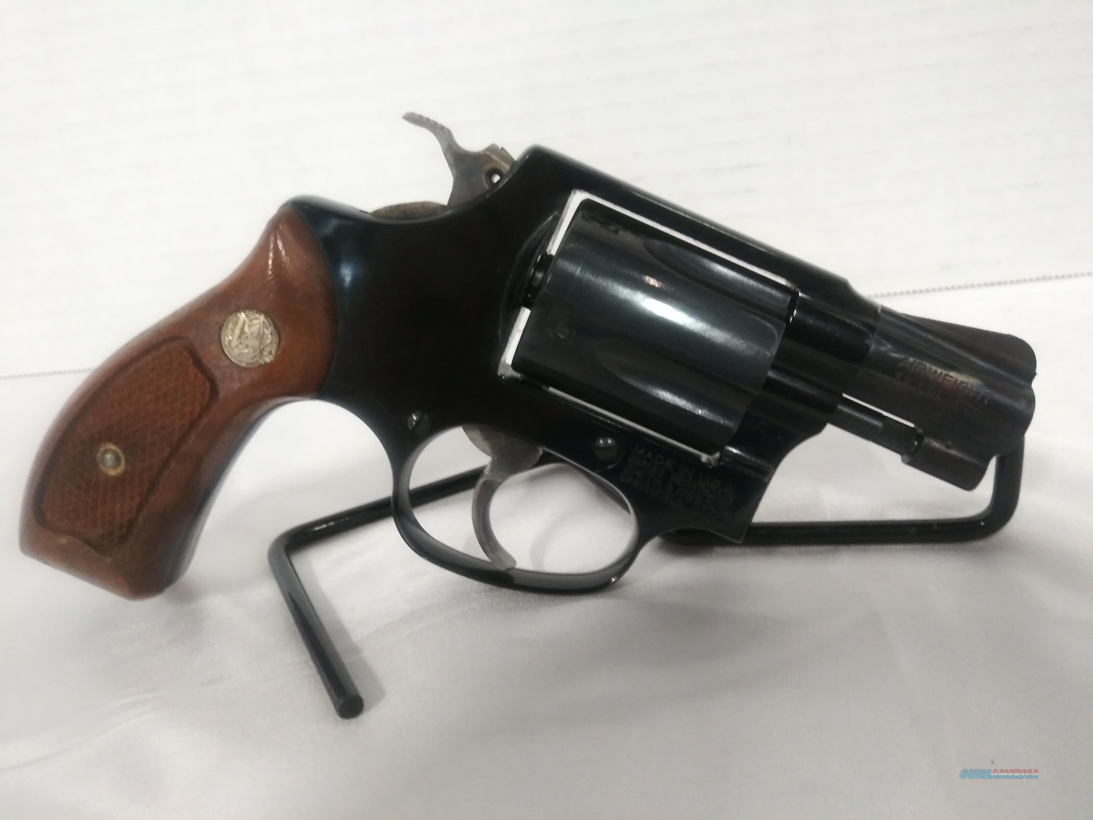 Smith & Wesson Model 38 With Box Used No CC Fees Layaway  Guns > Pistols > Smith & Wesson Revolvers > Small Frame ( J )