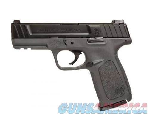 Smith & Wesson SD9ve Gray Frame 9mm New Layaway  Guns > Pistols > Smith & Wesson Pistols - Autos > Polymer Frame
