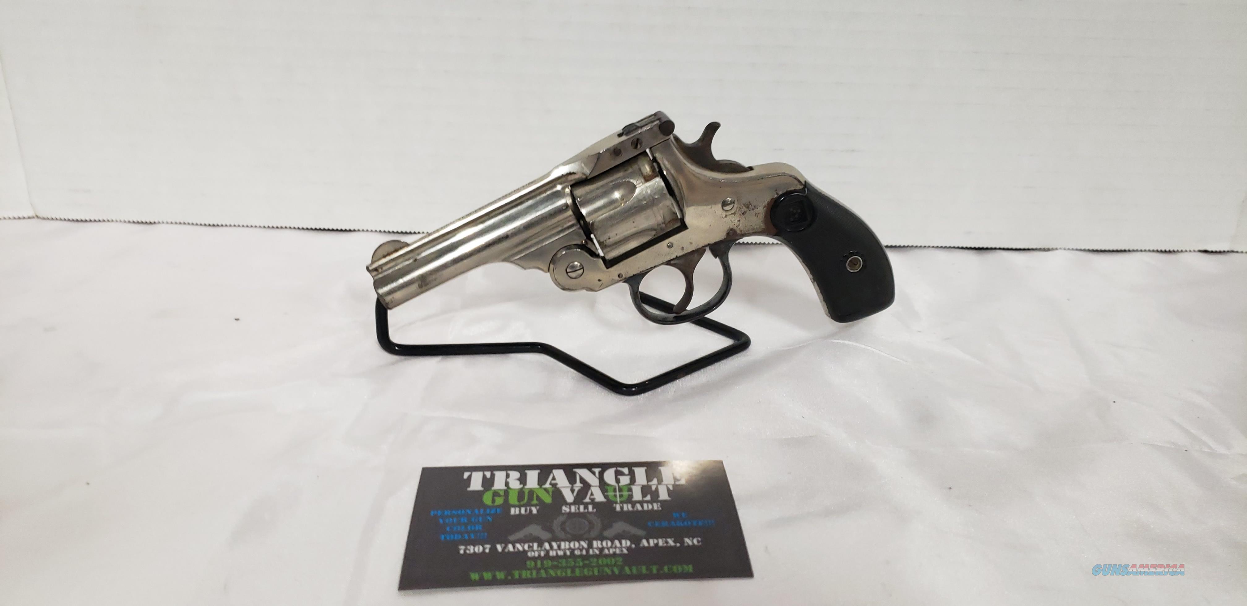 Set of 2 H&R top break revolvers   Guns > Pistols > Harrington & Richardson Pistols