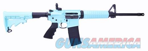 Ruger Ar15 AR-556 Turquoise Tiffany Robins Egg Blue No CC Fees Layaway Talo  Guns > Rifles > Ruger Rifles > AR Series