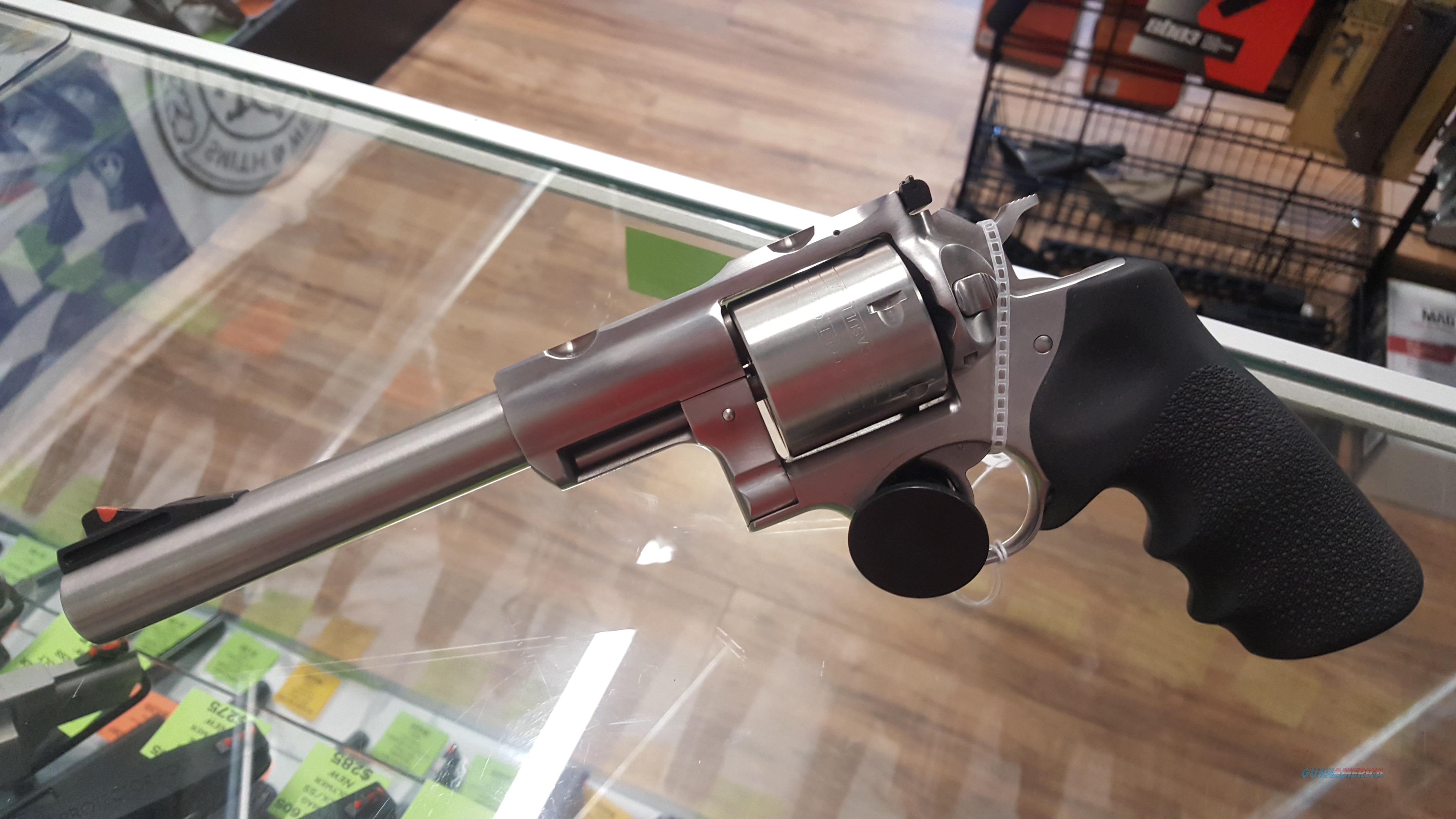Ruger Super Redhawk 454 Casual, Stainless! NEW  Guns > Pistols > Ruger Double Action Revolver > Redhawk Type
