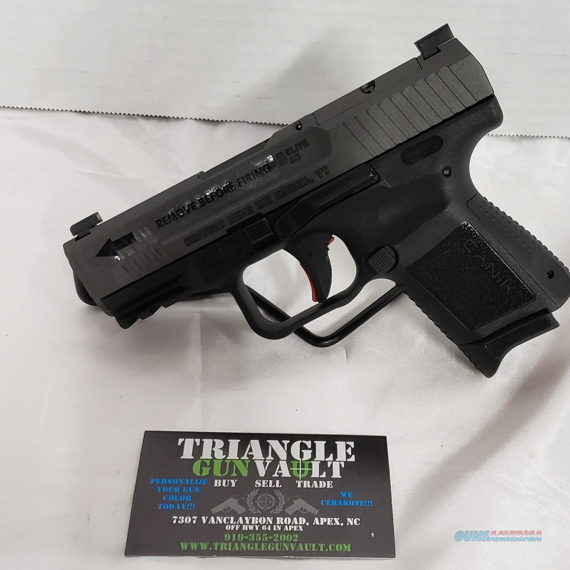 Canik Tp9 Elite Sc  Guns > Pistols > Canik USA Pistols
