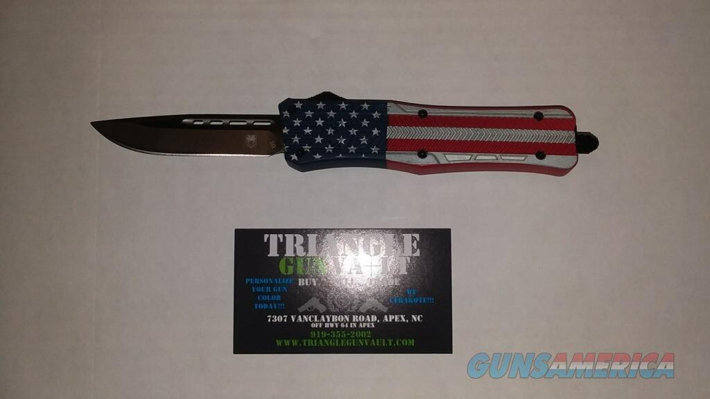 Cobratec OTF USA Knife Tactical Out the Front Rare No CC Fees Layaway  Non-Guns > Knives/Swords > Knives > Folding Blade > Hand Made