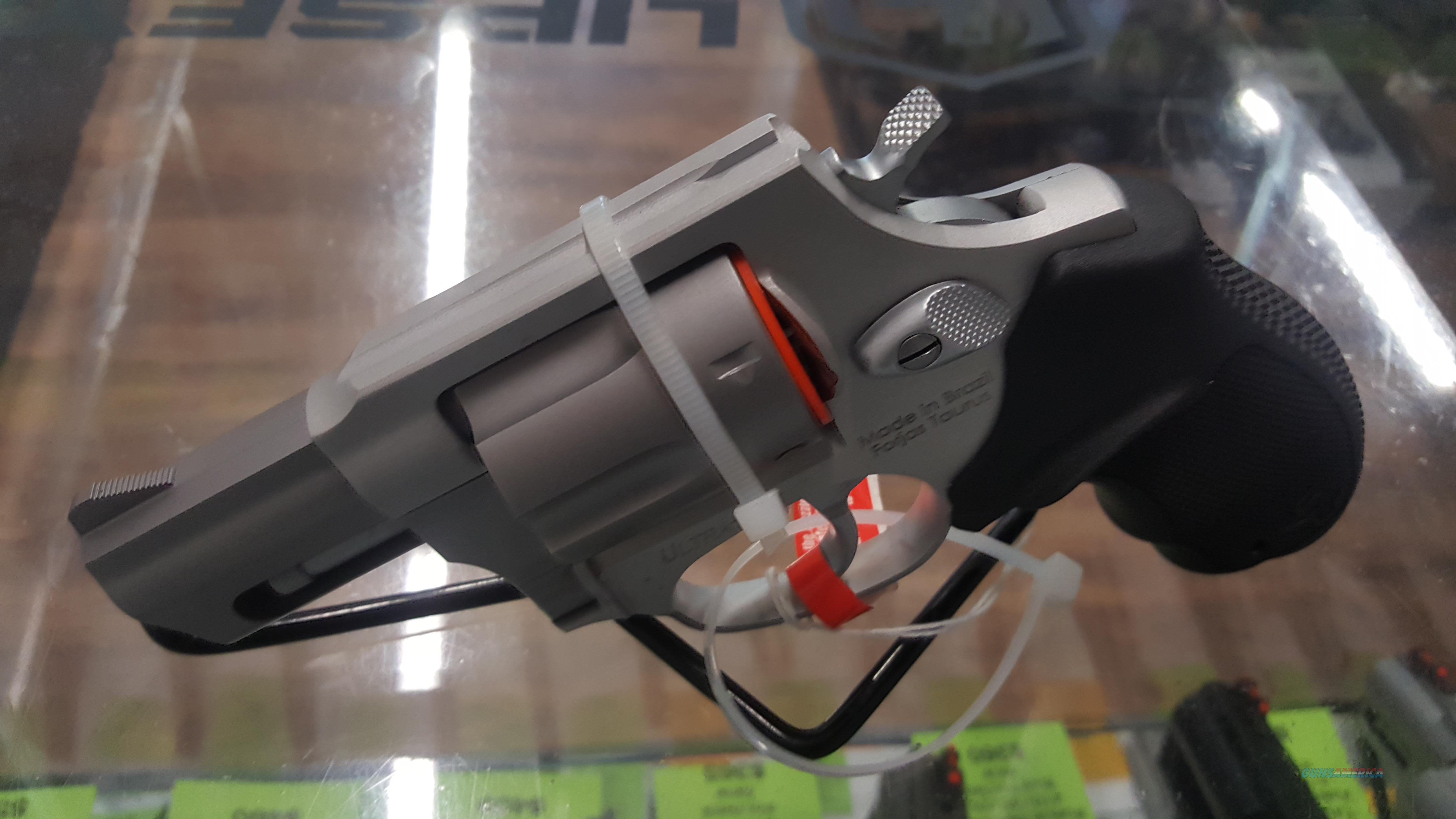 Taurus 856 Ultra-Lite 38 Special Stainless Revolver, New In Box  Guns > Pistols > Taurus Pistols > Revolvers
