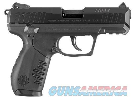 Ruger SR22 3 magazines New 22lr No CC Fees Layaway New  Guns > Pistols > Ruger Semi-Auto Pistols > SR Family > SR22