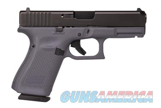 Glock 19 Gen 5 9mm Grey New 3 mags NO Credit Card Fees Layaway  Guns > Pistols > Glock Pistols > 19/19X