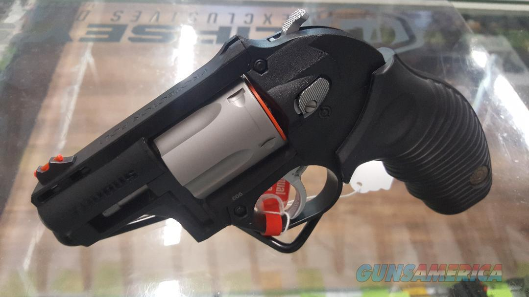 Taurus 605 .357 Magnum Black and Stainless, Polymer! New In Box  Guns > Pistols > Taurus Pistols > Revolvers