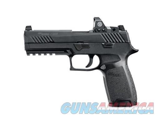 Sig Sauer P320 RX Romeo 9mm Full Size No CC Fees Layaway New  Guns > Pistols > Sig - Sauer/Sigarms Pistols > P320
