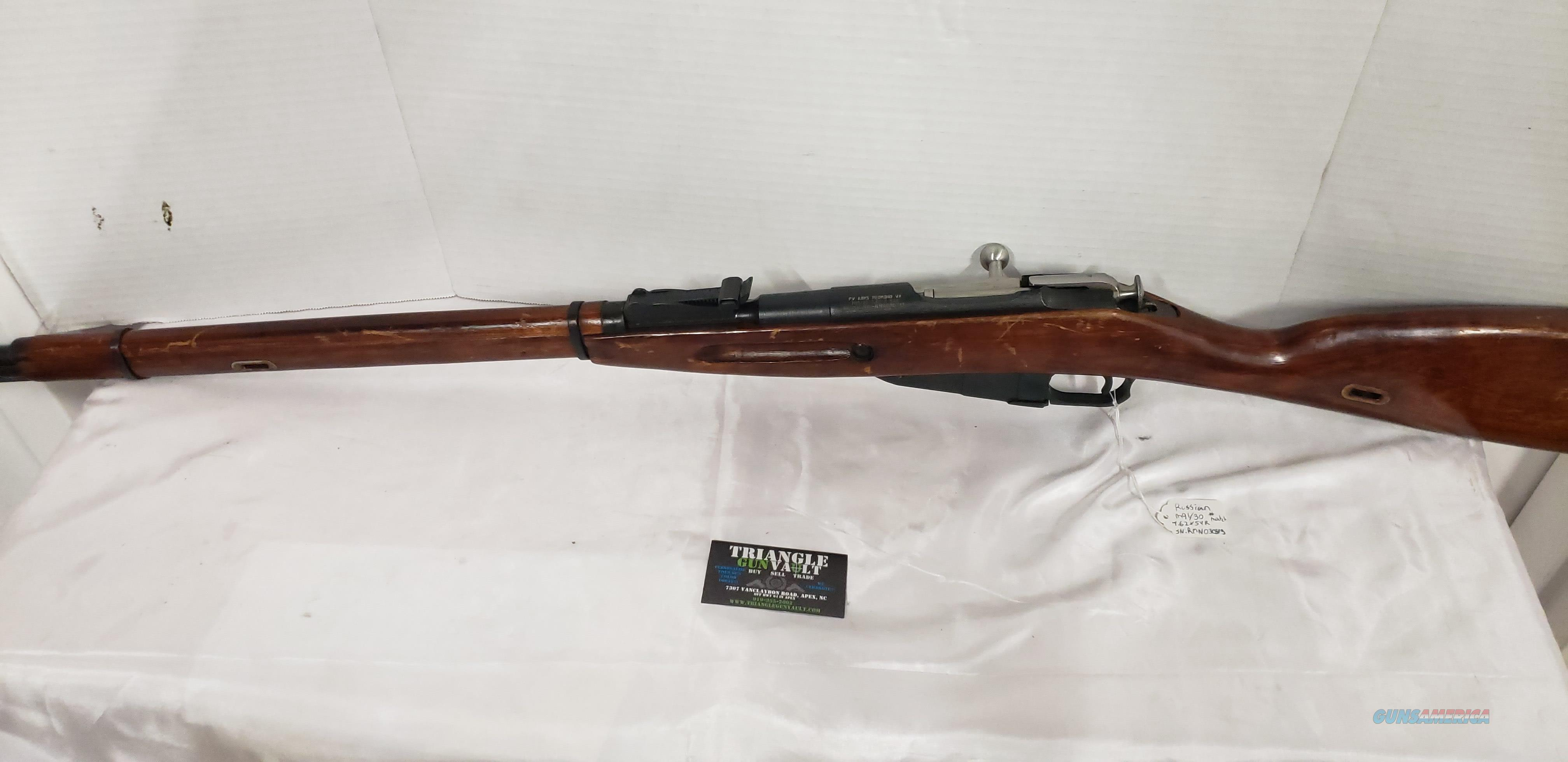 Russian 91/30 Mosin 7.62x54R Great Condition Layaway  Guns > Rifles > Military Misc. Rifles Non-US > Other