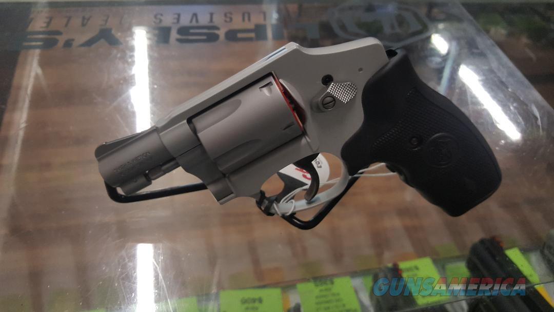 S&W 642 Airweight Stainless W/Crimson Trace Grips, New In Box!  Guns > Pistols > Smith & Wesson Revolvers > Pocket Pistols