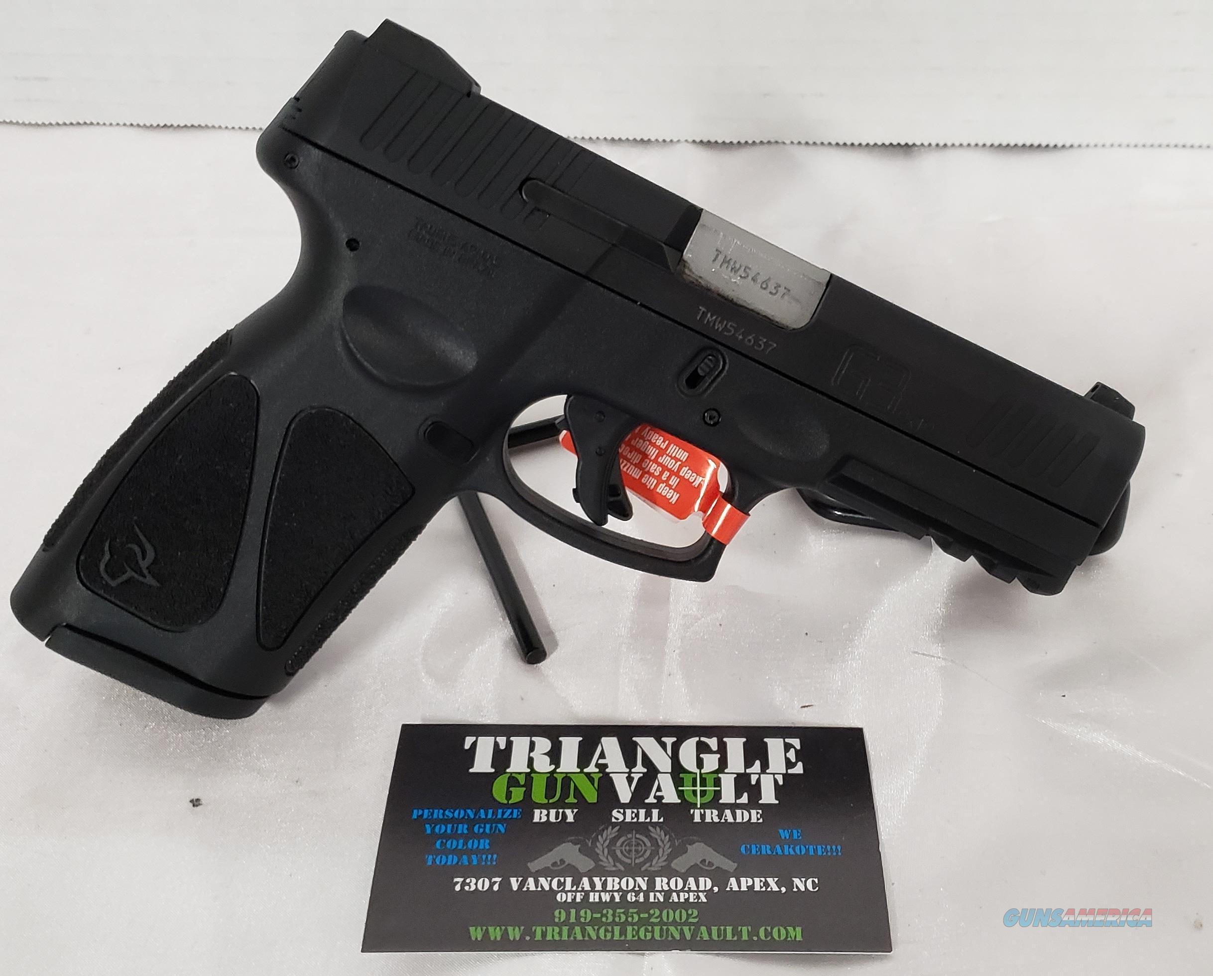 Taurus G3 9mm  Guns > Pistols > Taurus Pistols > Semi Auto Pistols > Polymer Frame