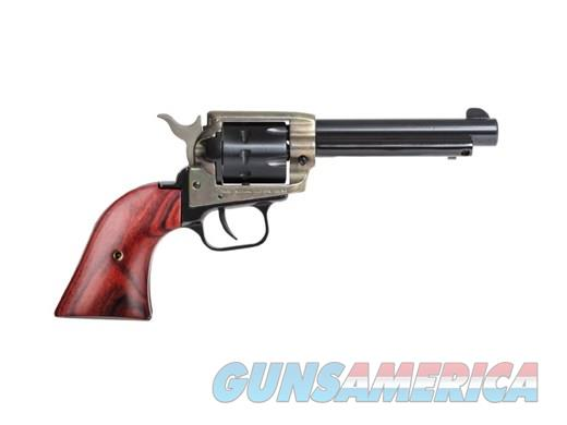 "Heritage Rough Rider 9 Round 22lr Color Cased 4.75"" No CC FEES Layaway  Guns > Pistols > Heritage"