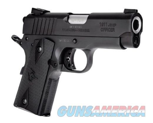 Taurus 1911 Officer 45 acp No CC Fees Layaway New  Guns > Pistols > Taurus Pistols > Semi Auto Pistols > Steel Frame