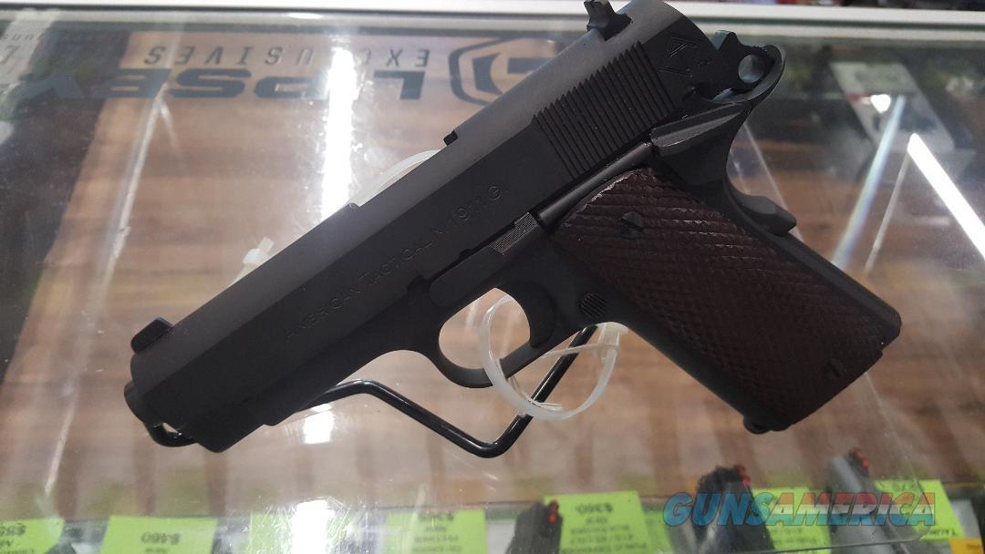 ATI 1911 Commander 9mm, New In Box  Guns > Pistols > American Tactical Imports Pistols