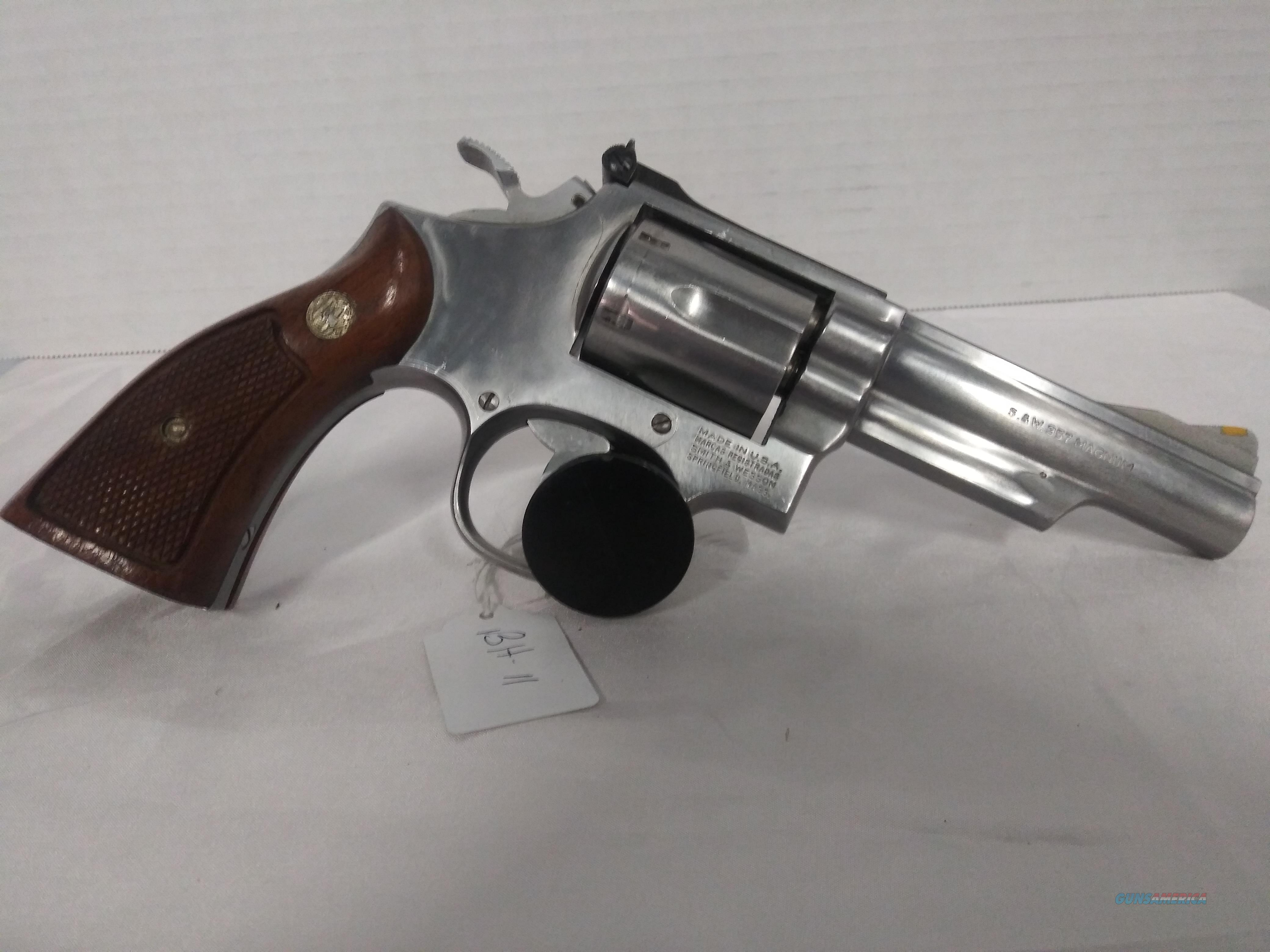 Smith & Wesson 66-2 357 Mag Used No CC Fees Layaway  Guns > Pistols > Smith & Wesson Revolvers > Med. Frame ( K/L )