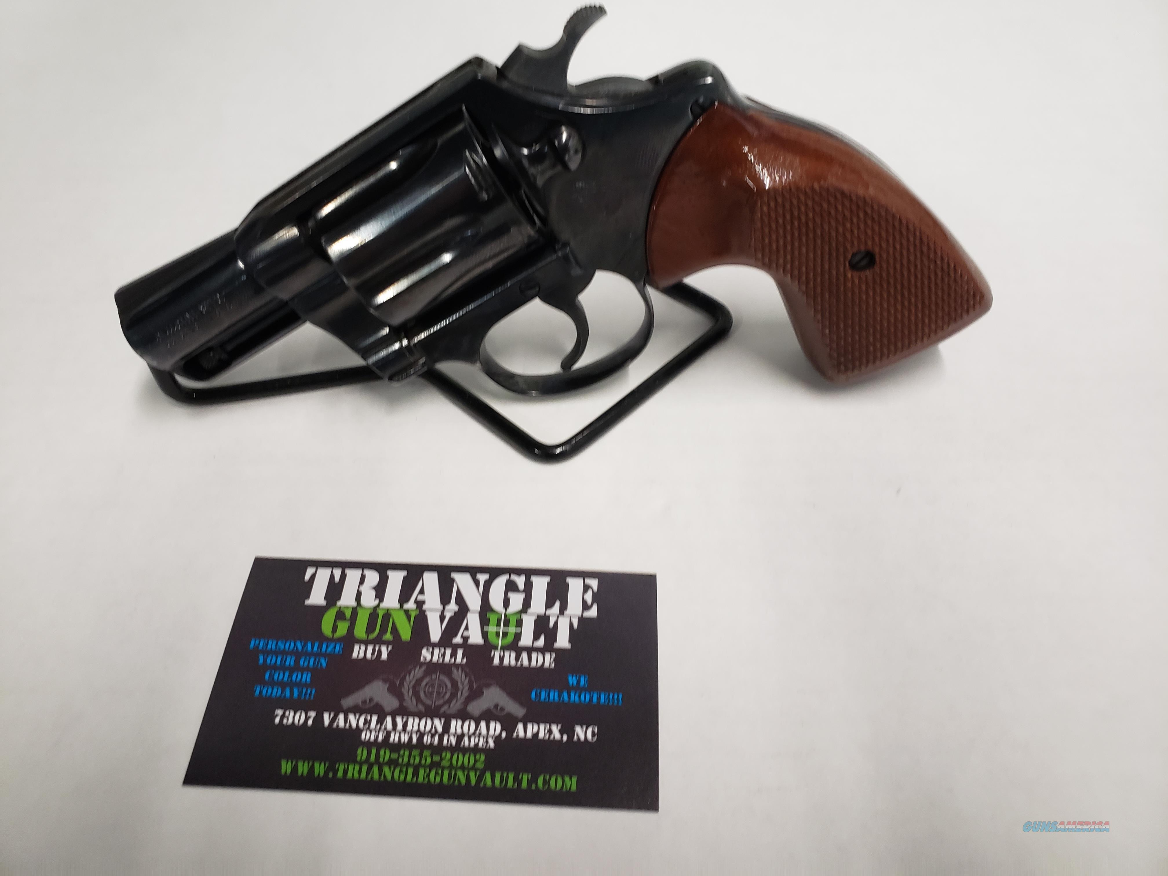Colt detective special Great Shape No CC Fees Layaway  Guns > Pistols > Colt Percussion Revolver - Modern