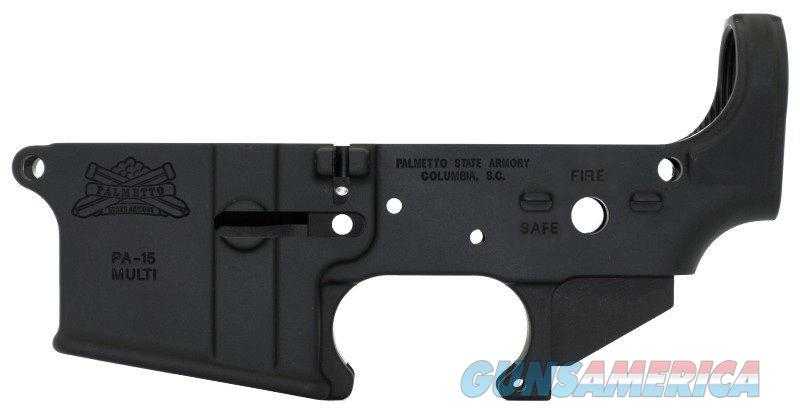 3 PSA AR15 Stripped Lowers Palmetto State Armory  Guns > Rifles > AR-15 Rifles - Small Manufacturers > Lower Only