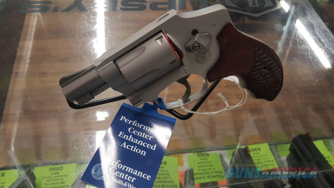 S&W Performance 642 Airweight Stainless 38special, New In Box!  Guns > Pistols > Smith & Wesson Revolvers > Performance Center