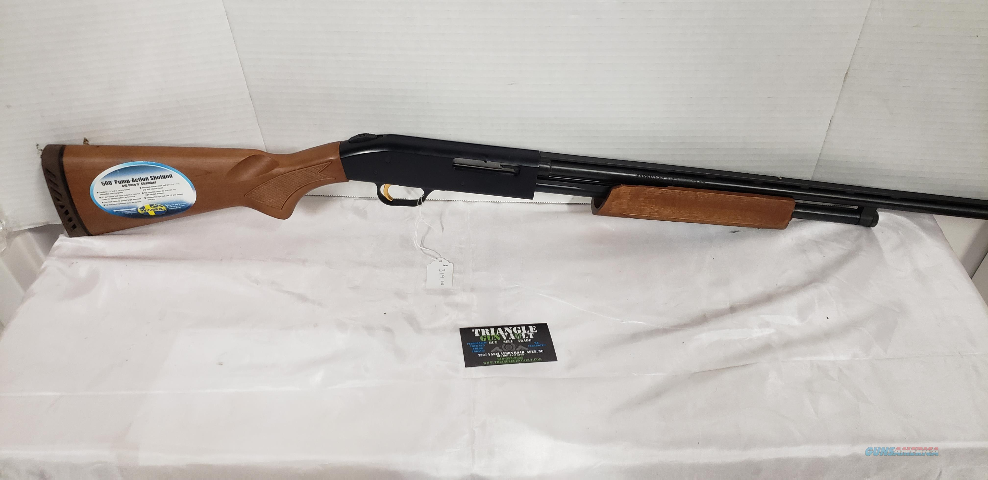 Mossberg 500 410 Gauge   Guns > Shotguns > Mossberg Shotguns > Pump > Sporting