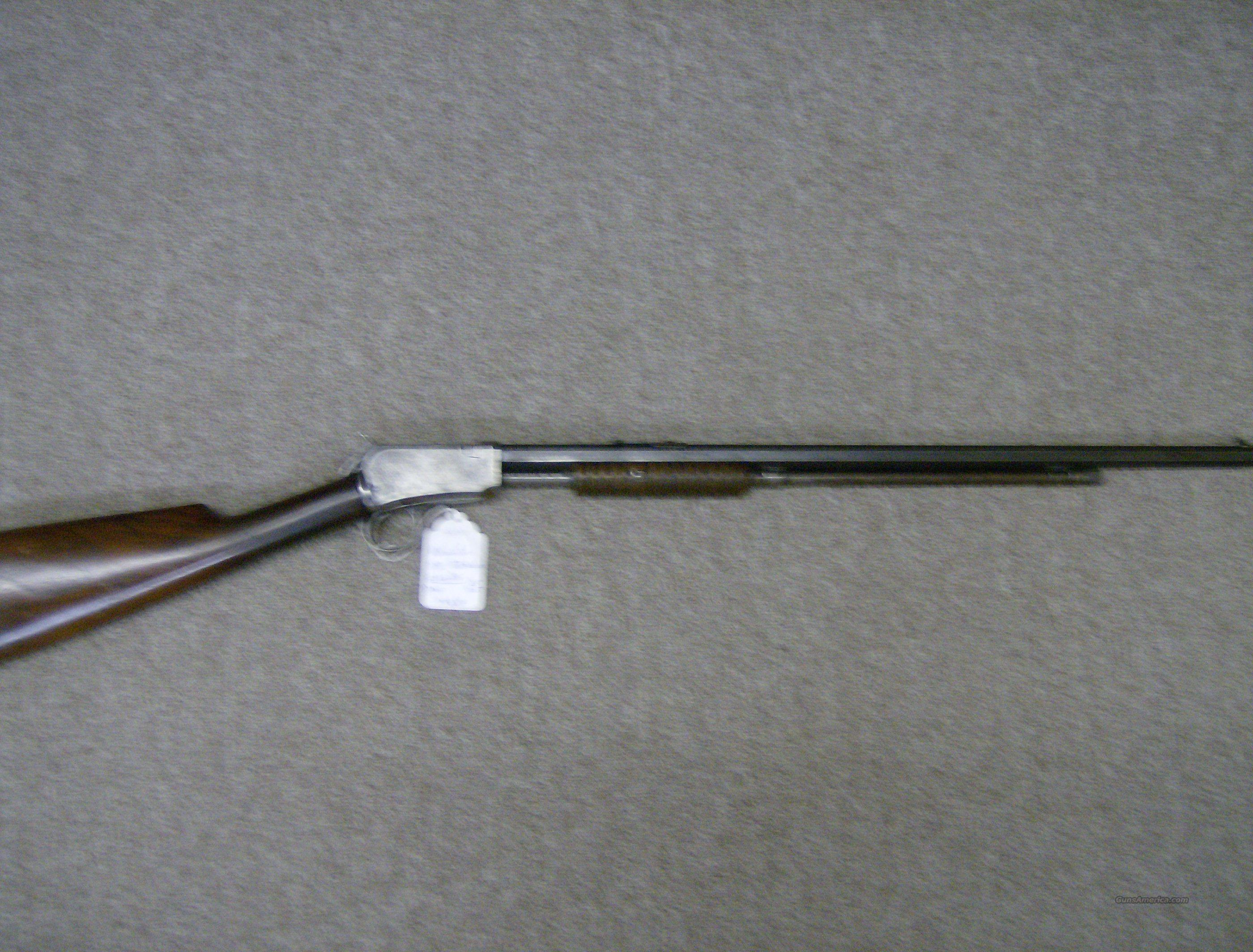 WINCHESTER 1890 22 LONG RIFLE PUMP  Guns > Rifles > Winchester Rifles - Modern Pump