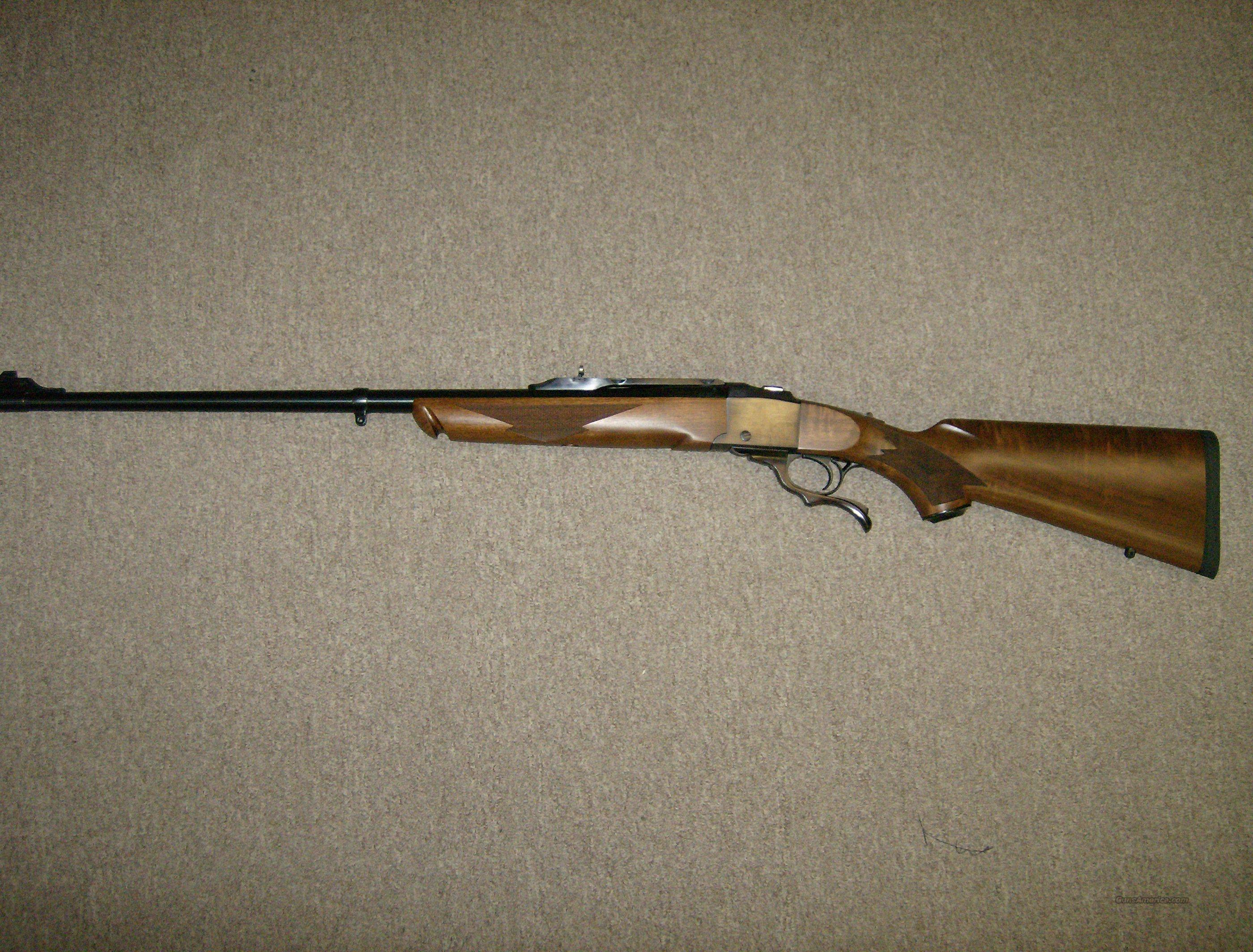RUGER #1-S 218 BEE  Guns > Rifles > Ruger Rifles > #1 Type