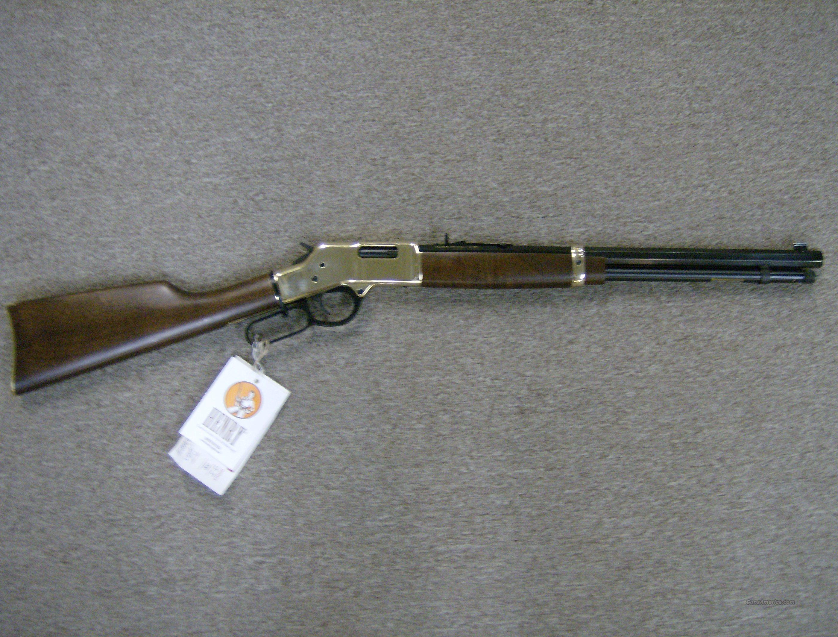 HENRY BIG BOY 357MAG/38SPL LA  Guns > Rifles > Henry Rifle Company