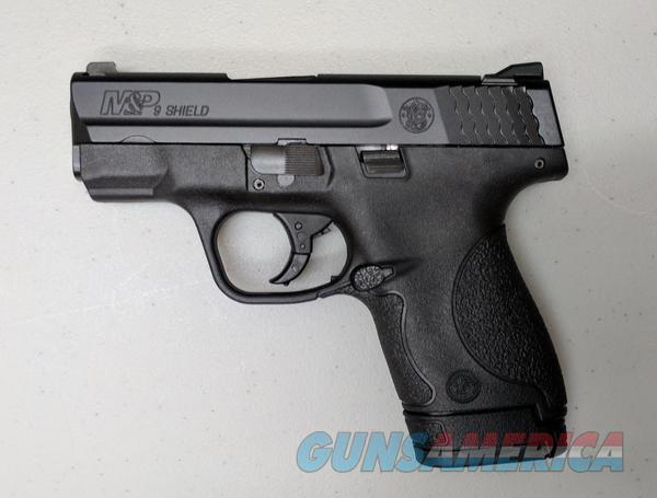 Smith & Wesson M&P Shield 9mm w/o Thumb Safety  Guns > Pistols > Smith & Wesson Pistols - Autos > Shield