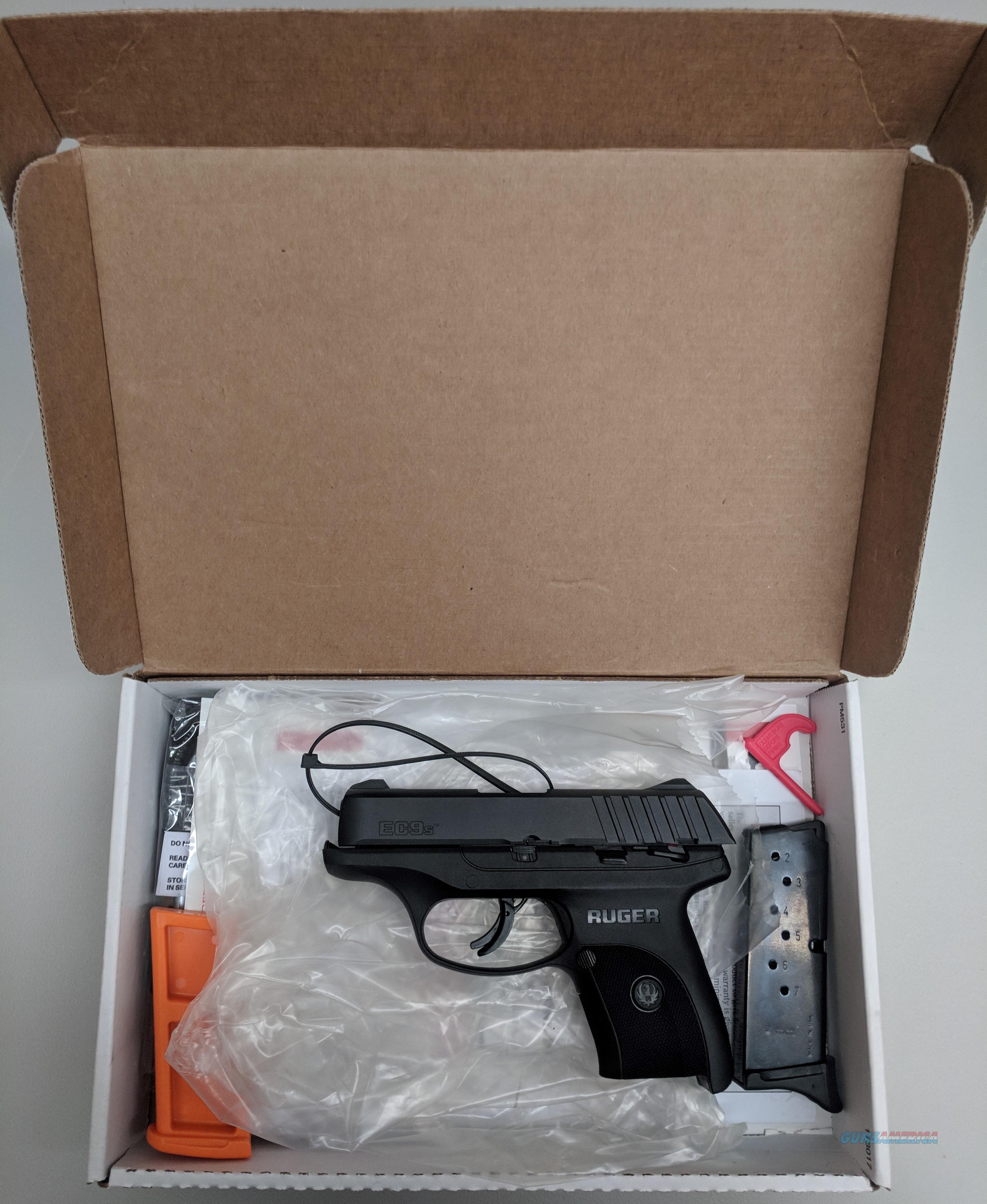 Ruger EC9s  Guns > Pistols > Ruger Semi-Auto Pistols > EC9