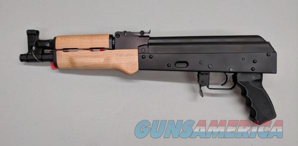 Draco Pistol 7.62x39mm RAS47 Wood Grip  Guns > Rifles > Century International Arms - Rifles > Rifles