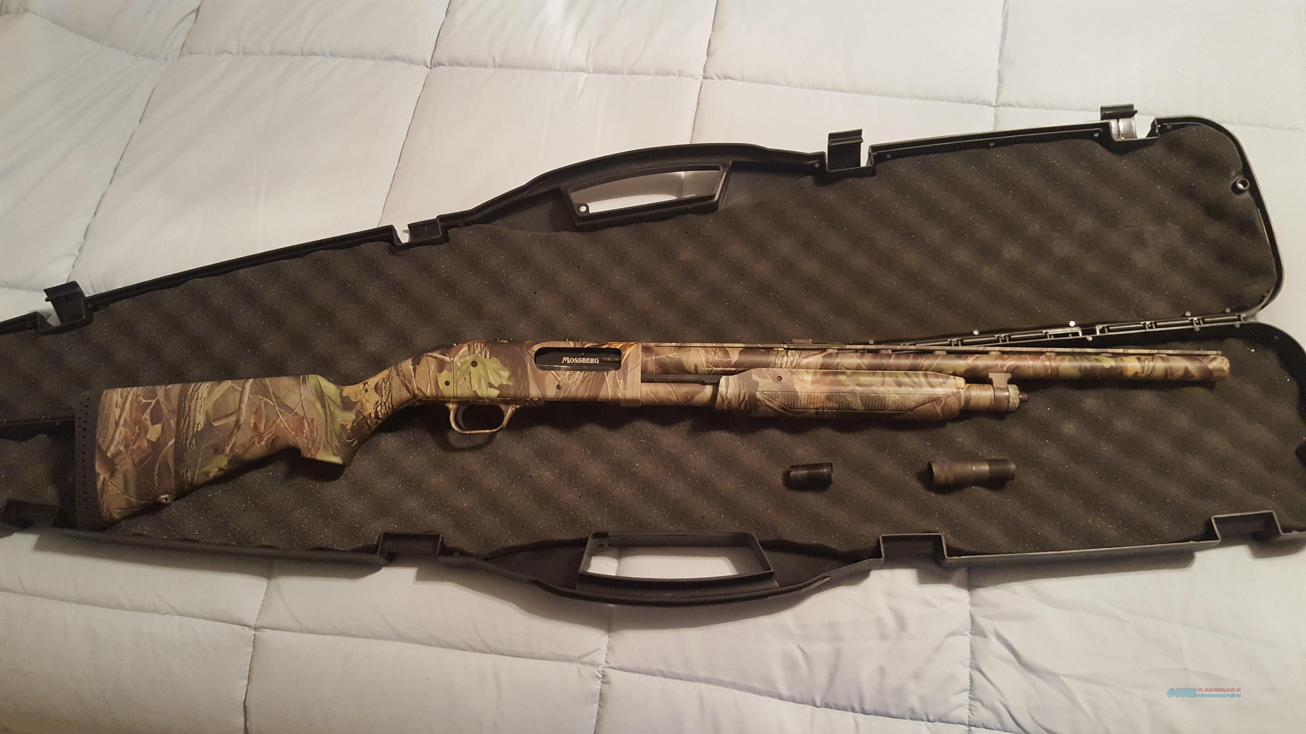 Mossberg 535 12g  Guns > Shotguns > Mossberg Shotguns > Pump > Sporting