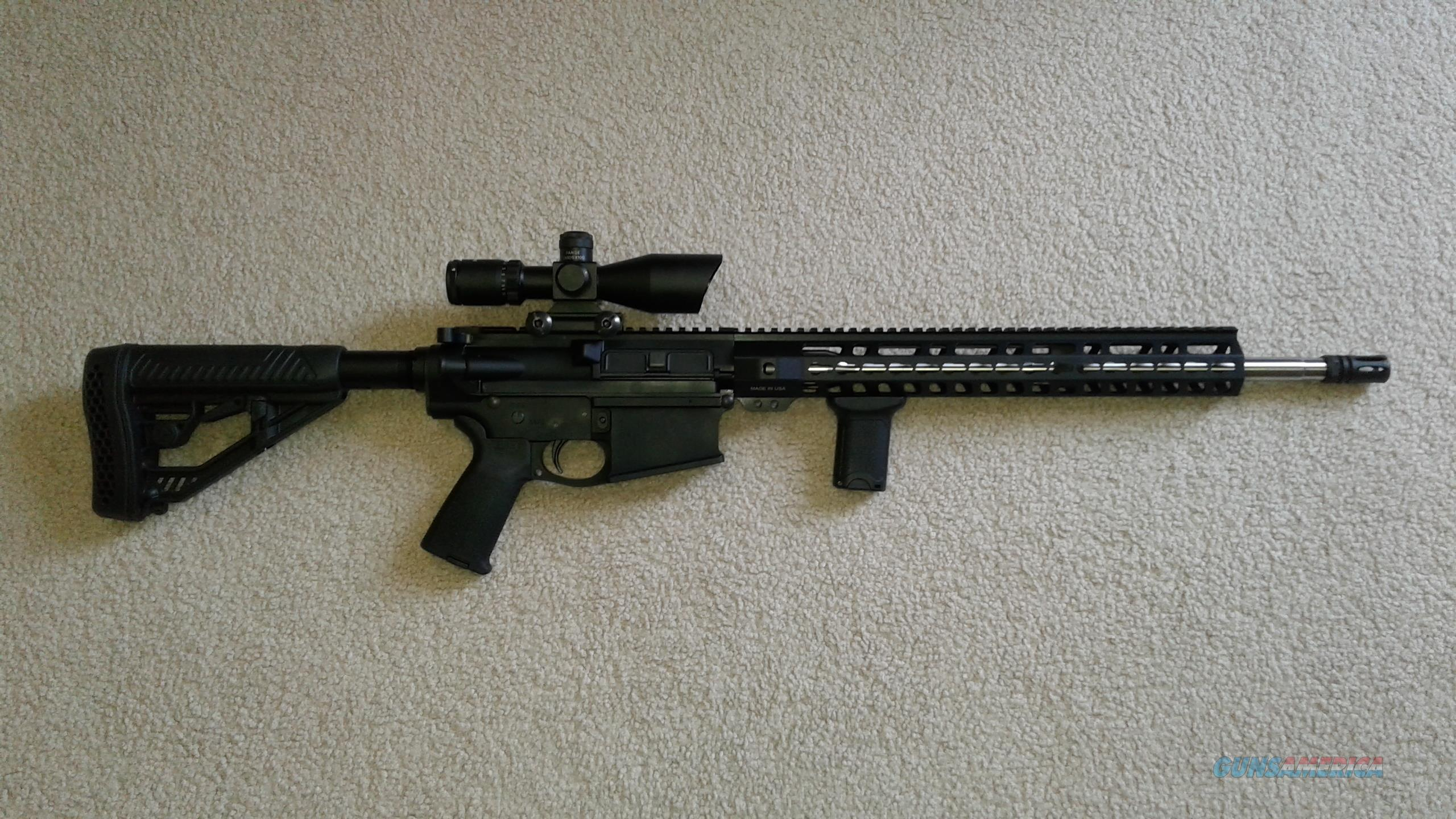 Palmetto State Armory A10 308   Guns > Rifles > AR-15 Rifles - Small Manufacturers > Complete Rifle