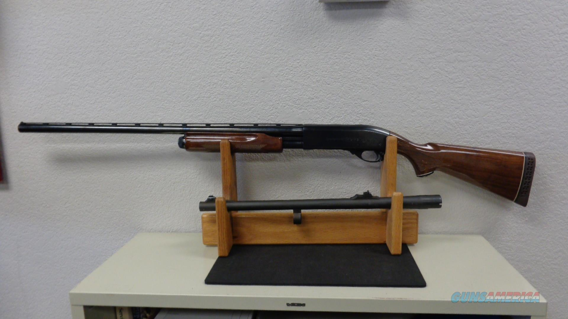 Remington 870 Wingmaster Magnum  Guns > Shotguns > Remington Shotguns  > Pump > Hunting