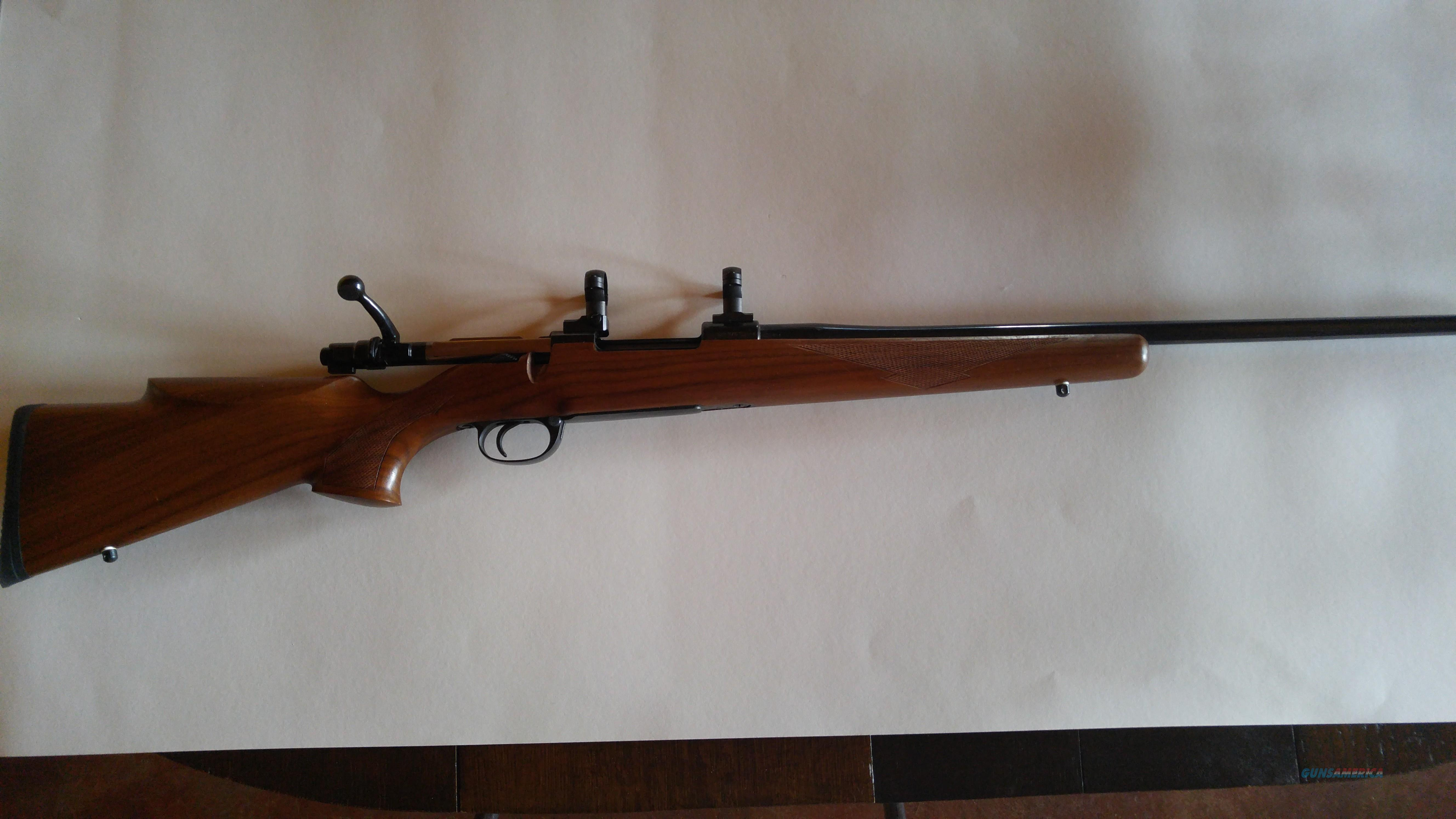 Charles Daley - Mauser action with Custom glass bedded stock.   Guns > Rifles > Charles Daly Rifles > Bolt