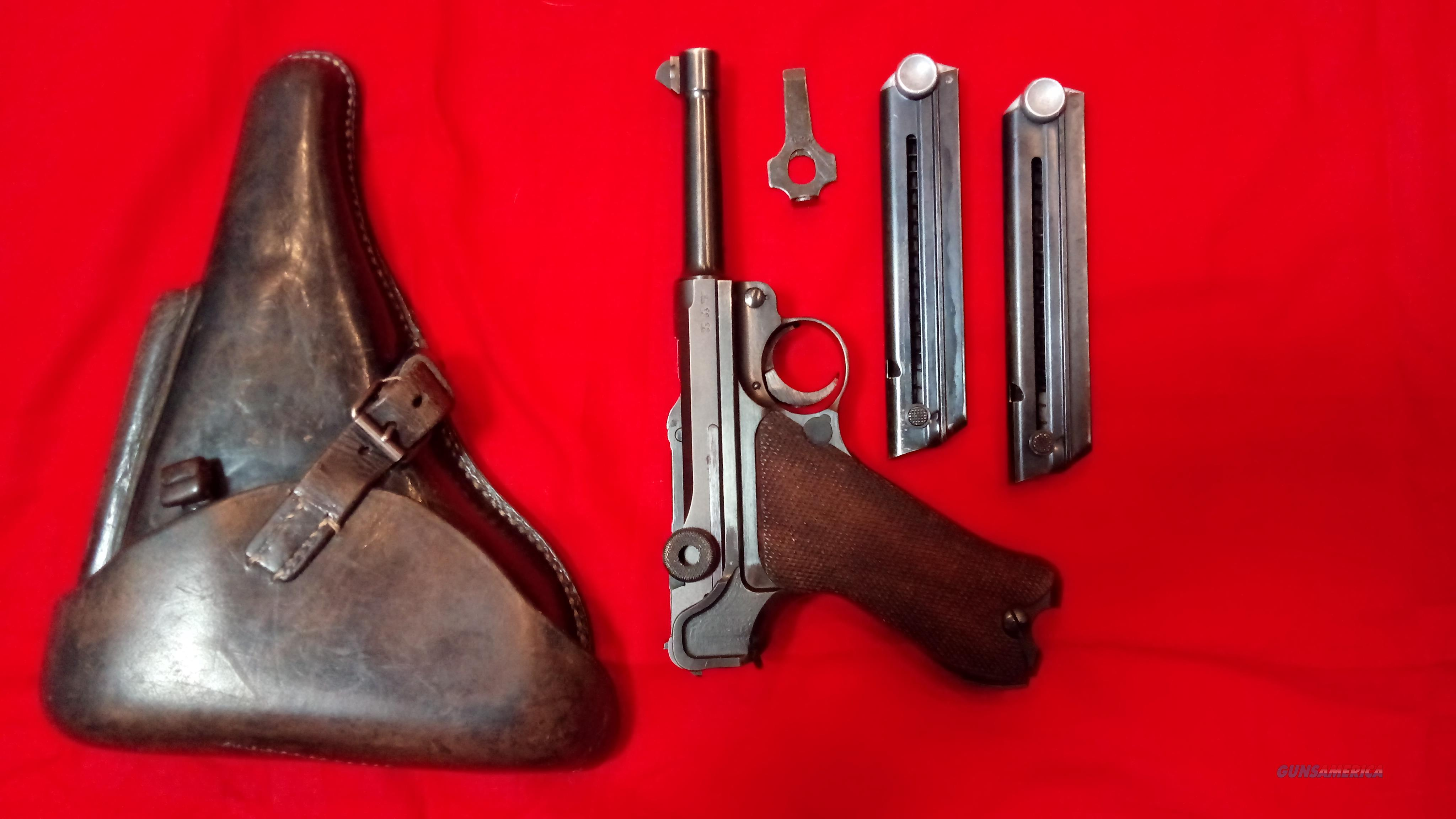LUGER P08  Guns > Pistols > Walther Pistols > Pre-1945 > Other