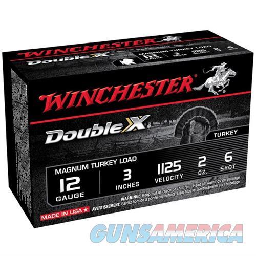 Winchester Double X Turkey 12ga 3'' 2 oz. #6 10/bx  Non-Guns > Ammunition