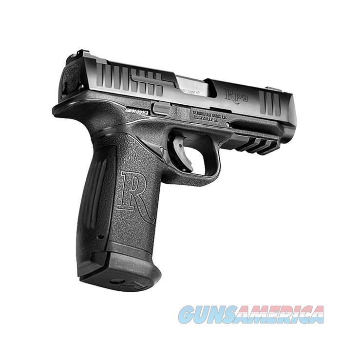 Remington RP9 9mm Luger +P  Guns > Pistols > Remington Pistols - Modern > RP9