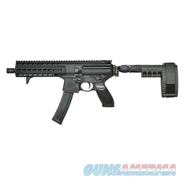 SIG SIGMPX 9MM BLACK W/FOLDING SIGHTS & 30RD PL MAG  Guns > Rifles > Sig - Sauer/Sigarms Rifles