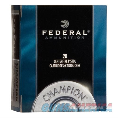 Federal Champion 45 Colt 225gr SWC HP 20/bx  Non-Guns > Ammunition