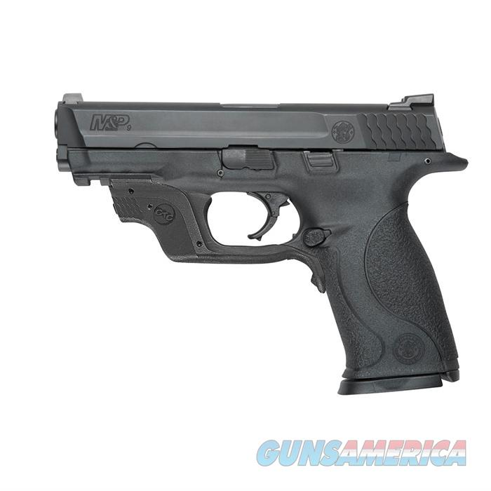 S&W M&P 9 w/ CT Green Laserguard? 4 1/4'' Bbl 17Rd  Guns > Pistols > Smith & Wesson Pistols - Autos > Polymer Frame