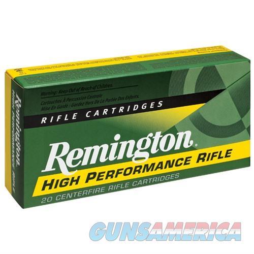 Remington High Performance 375 H&H Mag 270gr SP 20/bx  Non-Guns > Ammunition